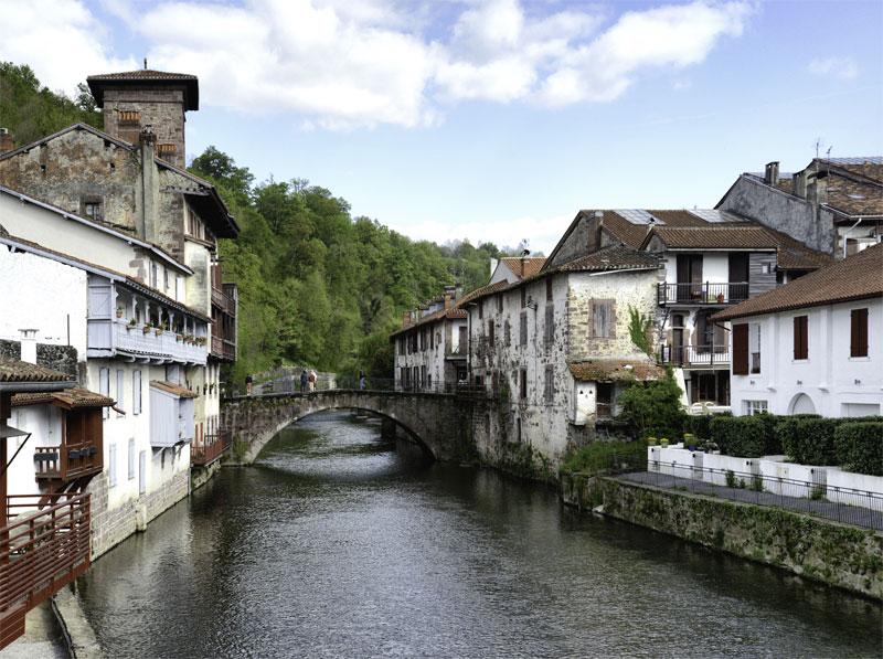 El camino de santiago franc s por roncesvalles - St jean pied de port to roncesvalles ...
