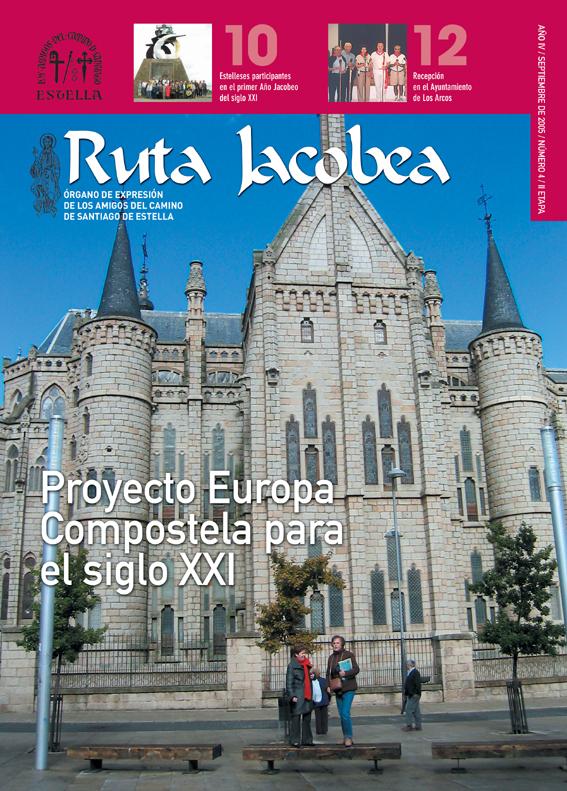 Amigos del Camino de Santiago de Estella. Revista Ruta Jacobea 04