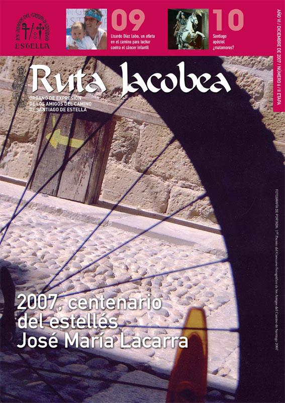 Amigos del Camino de Santiago de Estella. Revista Ruta Jacobea 06