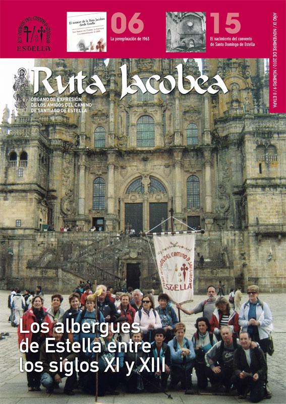 Amigos del Camino de Santiago de Estella. Revista Ruta Jacobea 09
