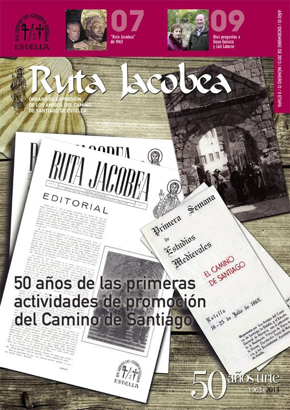 Amigos del Camino de Santiago de Estella. Revista Ruta Jacobea 12