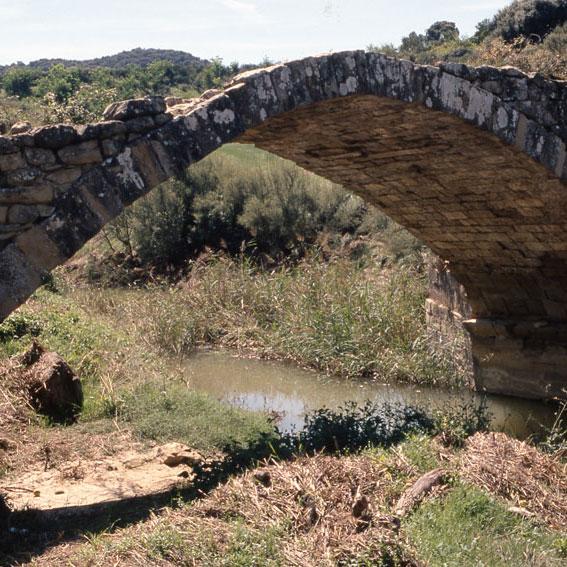 Los Amigos del Camino de Santiago de Estella. Puente romano. Cirauqui