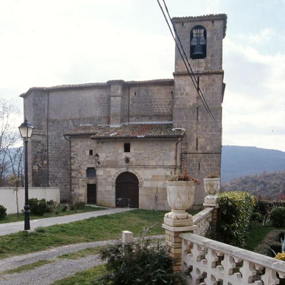 Casa Fortaleza San Martín de Améscoa
