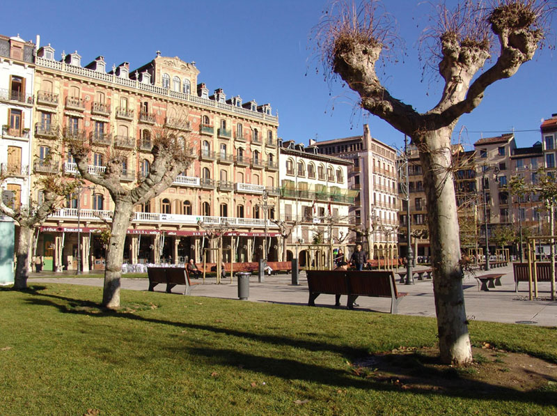 Pamplona - Iruña / Puente la Reina - Gares