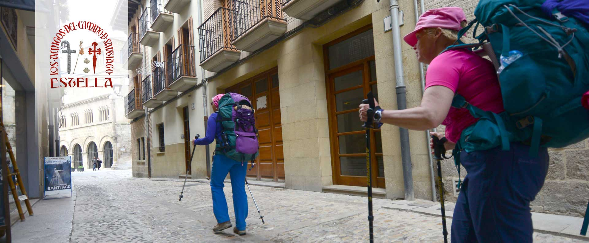 Amigos del Camino de Santiago de Estella