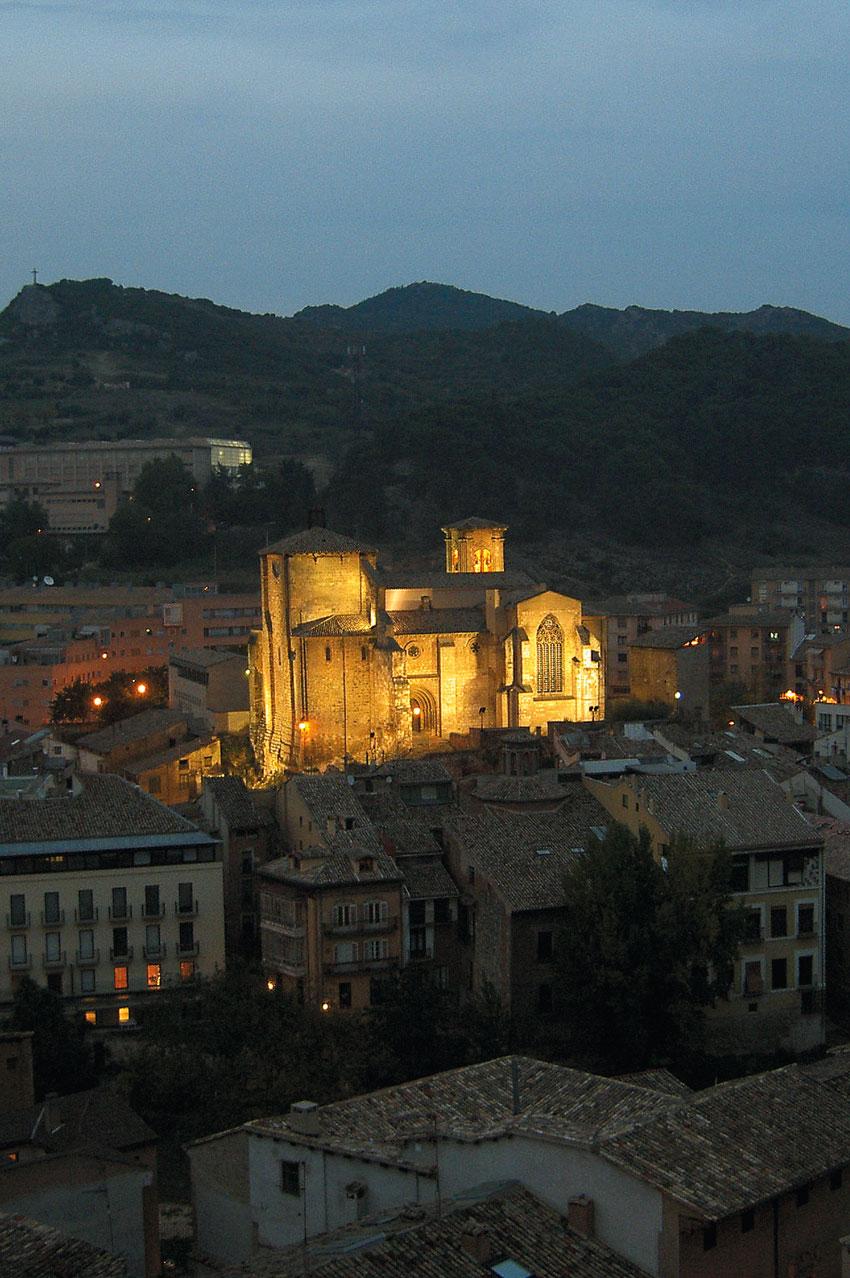 Los Amigos del Camino de Santiago de Estella. Monumentos. San Miguel
