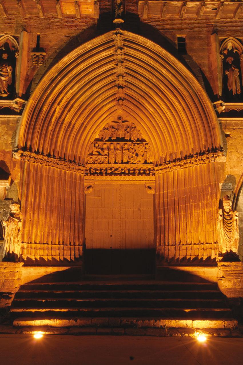 Los Amigos del Camino de Santiago de Estella. Monumentos. Santo Sepulcro