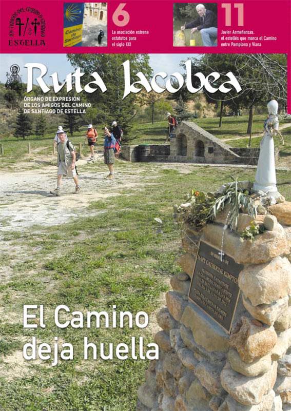 Amigos del Camino de Santiago de Estella. Revista Ruta Jacobea 02