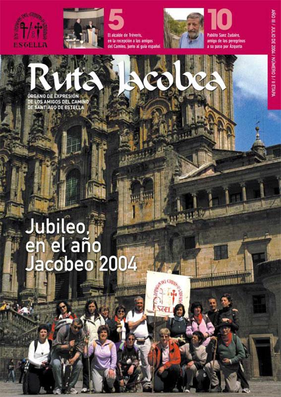 Amigos del Camino de Santiago de Estella. Revista Ruta Jacobea 03