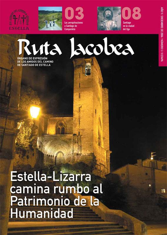 Amigos del Camino de Santiago de Estella. Revista Ruta Jacobea 05