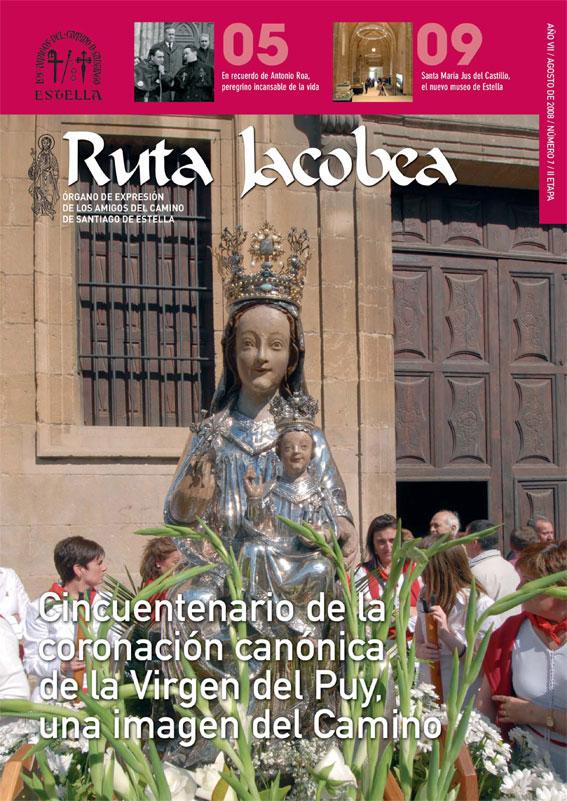 Amigos del Camino de Santiago de Estella. Revista Ruta Jacobea 07