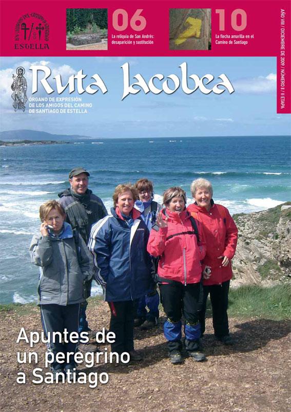 Amigos del Camino de Santiago de Estella. Revista Ruta Jacobea 08