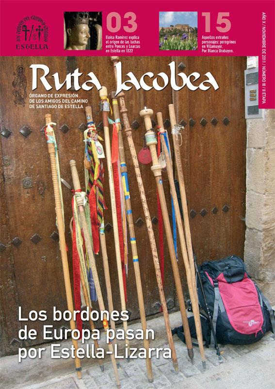 Amigos del Camino de Santiago de Estella. Revista Ruta Jacobea 10