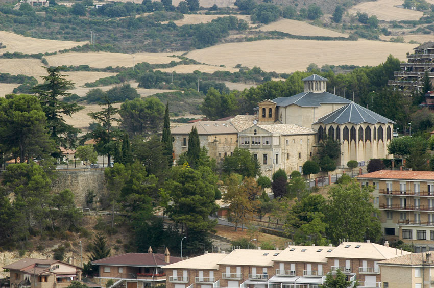 Los Amigos del Camino de Santiago de Estella. Monumentos. Basilica del Puy