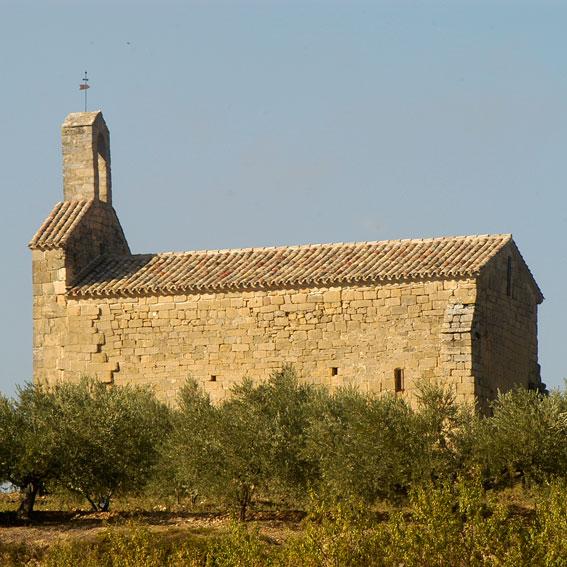Los Amigos del Camino de Santiago de Estella. Ermita San Miguel. Villatuerta