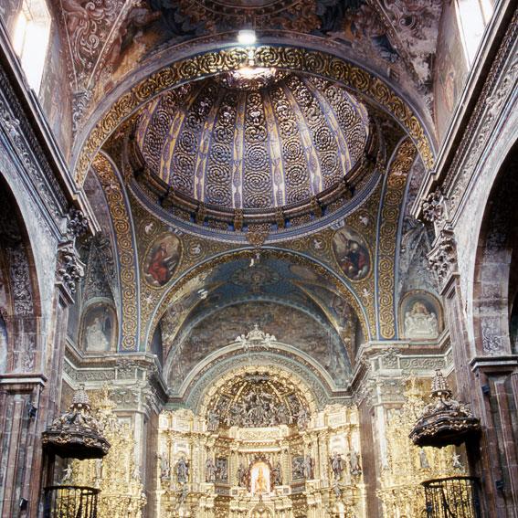 Los Amigos del Camino de Santiago de Estella. Iglesía de Santa María. Los Arcos