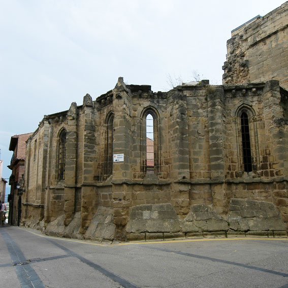 Iglesia de San Pedro de Viana