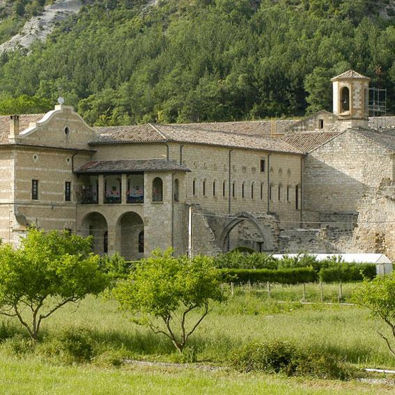 Los Amigos del Camino de Santiago de Estella. Monasterio de Iranzu. Abárzuza