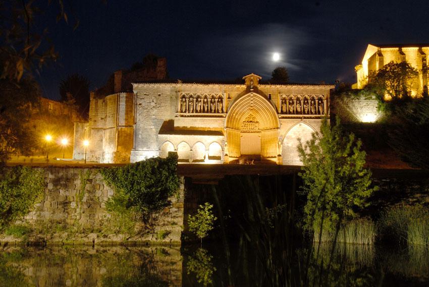 Los Amigos del Camino de Santiago de Estella. Monumentos. Palacio de los Reyes de Navarra