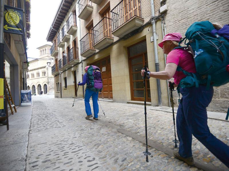 Amigos del Camino de Santiago de Estella. Estella - Lizarra