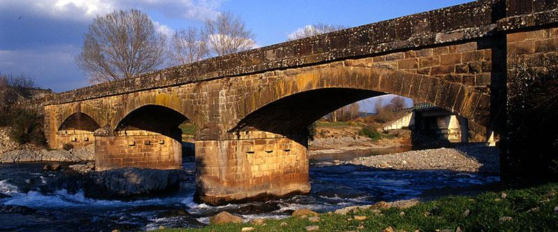 Etapa Puente la Reina de Jaca - Artieda. Asociación Amigos del Camino de Santiago de Estella
