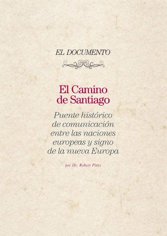 Amigos del Camino de Santiago de Estella. Revista Ruta Jacobea 14 - El Documento
